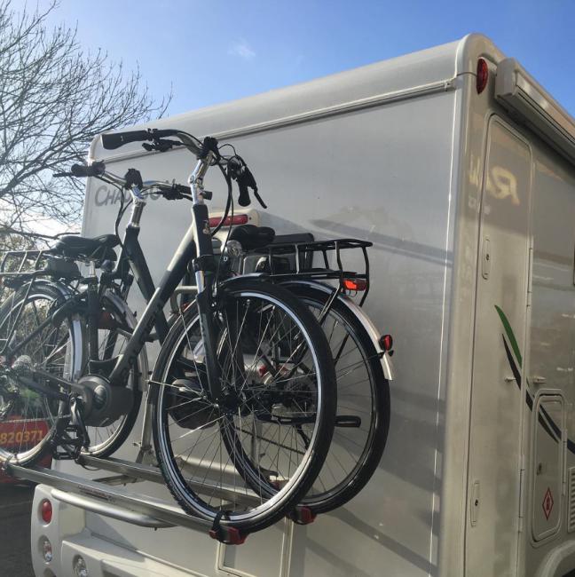 The Caravan and Motorhome Club Members Electric Bike Offer