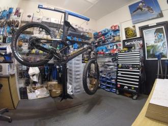 Haibike Bike Service
